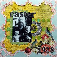 Easter 1928 *PRIMA*