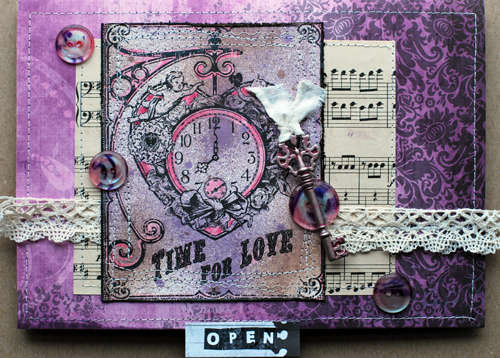 Love Card *Tattered Angels*