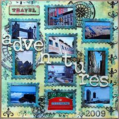 Travel Adventures 2009
