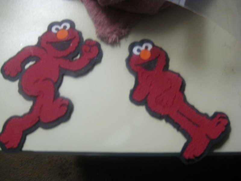 My Elmo
