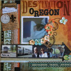 Destination Oregon