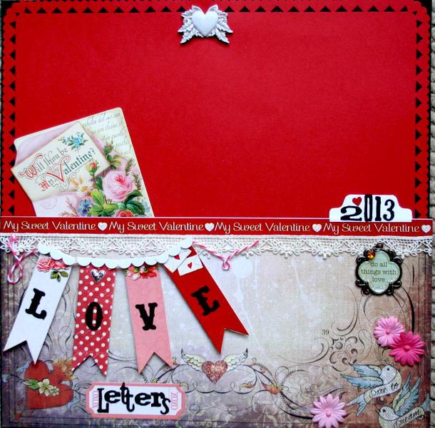 Love Letters 2013 (A Valentine Folder)