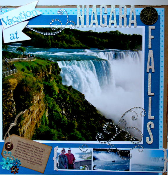 Vacation At Niagara Falls