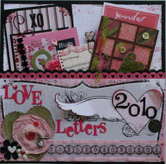 LOVE LETTERS 2010