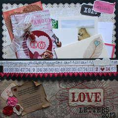 Valentine Folder