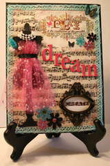 Play Dream Create~Multi Media Canvas