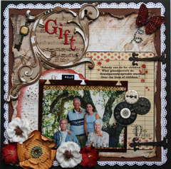 The Gift *May Swirlydoos Kit*