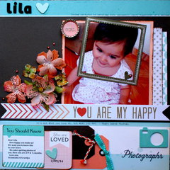 Lila You Are My Happy