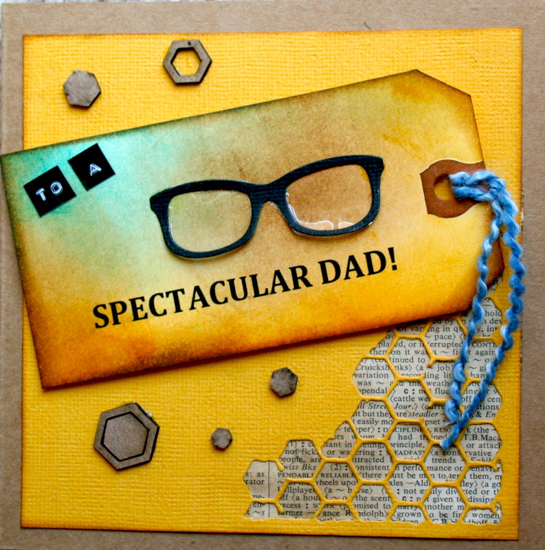 TO A SPECTACULAR DAD!