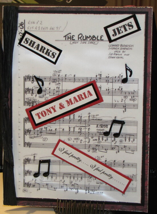 West Side Story - Invitation to Performance