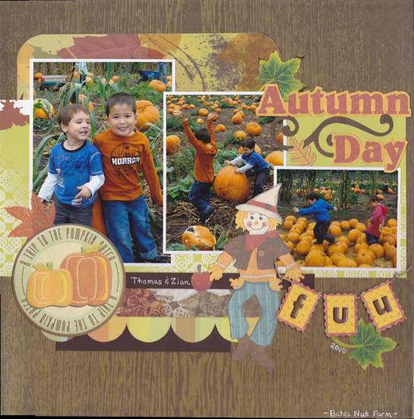 Autumn Day Fun