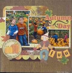 Autumn Day Fun