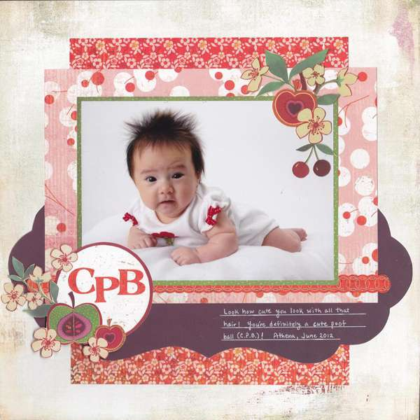 CPB (cute poof ball)