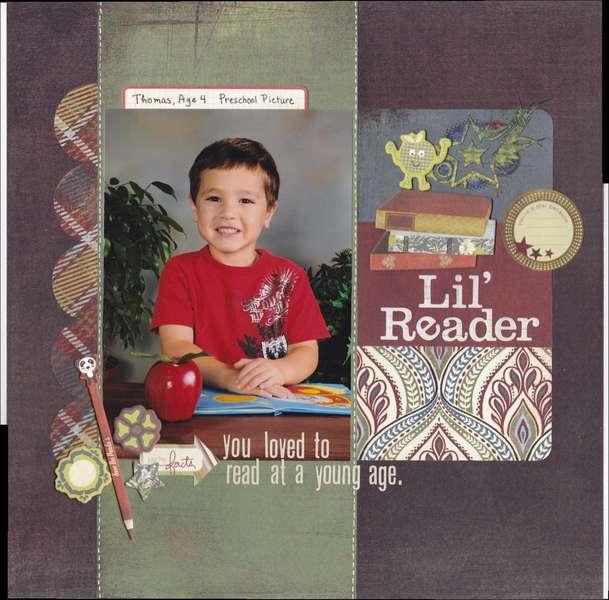 Lil Reader