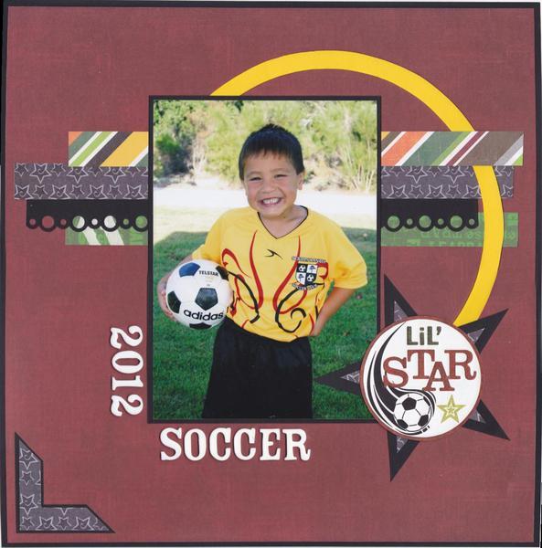 2012 Soccer Lil Star