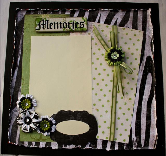 Zebra Print Memories