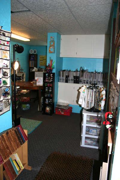 My New Scraproom!!!