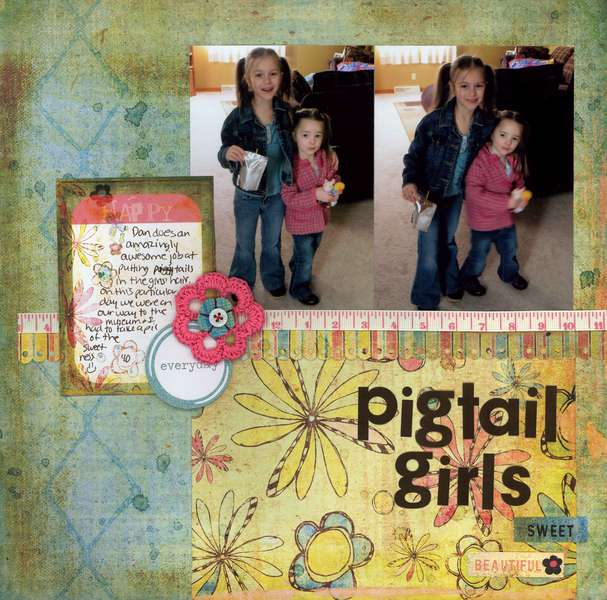 Pigtail Girls