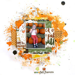 Fall Flavors - My Creative Scrapbook