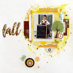Fall - My Creative Scrapbook