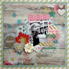 Happy Happy Day Today - My Creative Scrapbook