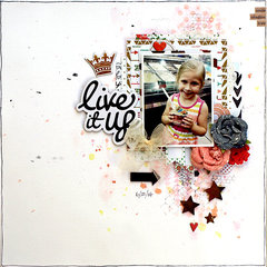 Live it Up - My Creative Scrapbook