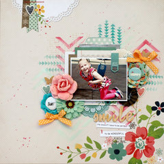 Smile - My Creative Scrapbook