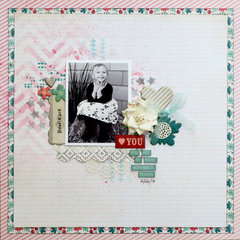 So Many Wonderful Things - My Creative Scrapbook