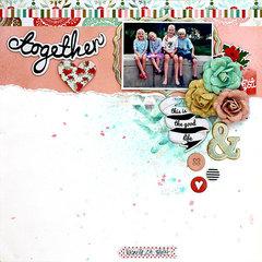 Together - My Creative Scrapbook