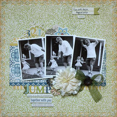 3, 2, 1, Jump - My Creative Scrapbook