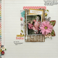 Bitty Baby - My Creative Scrapbook