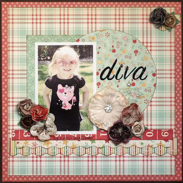 Diva - My Creative Sketches