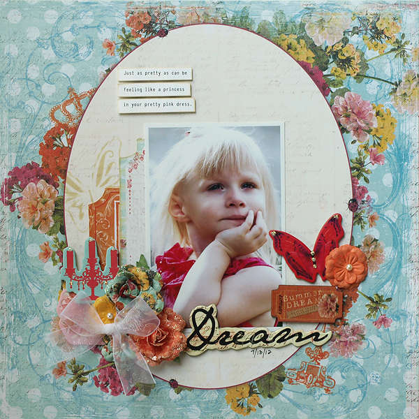 Dream - My Creative Scrapbook