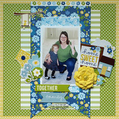 Home Sweet Home - My Creative Scrapbook