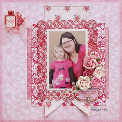 I Love You Most - My Creative Scrapbook