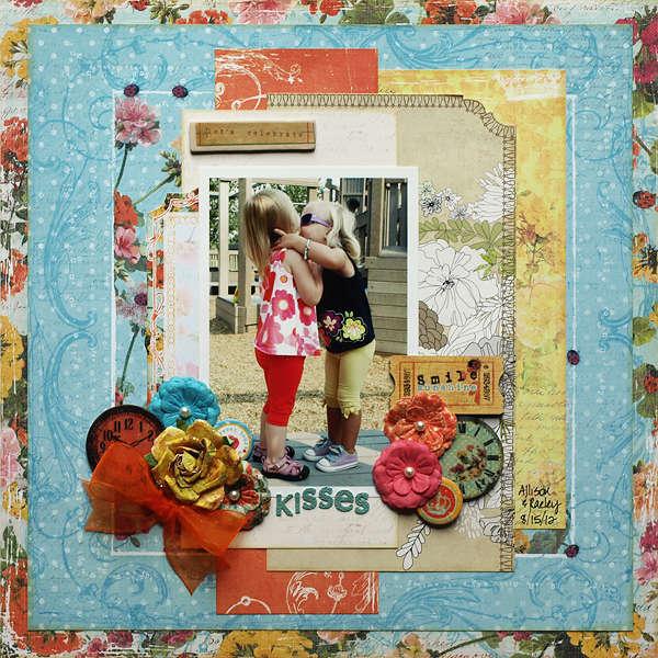 Kisses - My Creative Scrapbook