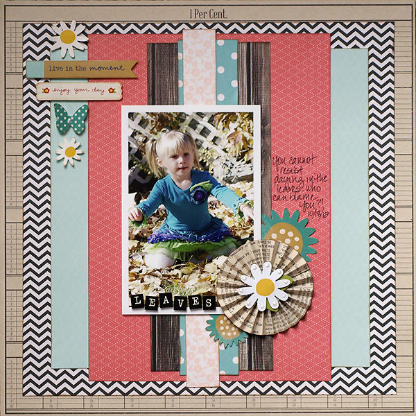 Live in the Moment - My Creative Scrapbook