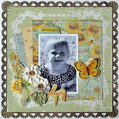 Lovely Girl - My Creative Scrapbook