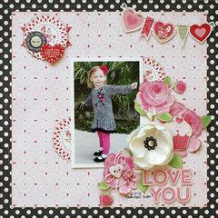 Love You - My Creative Scrapbook