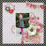 Love You - My Creative Scrapbook
