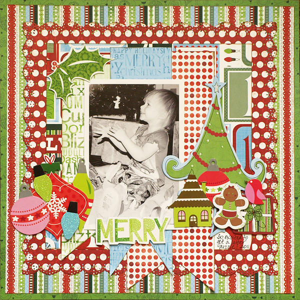 Merry - My Creative Scrapbook