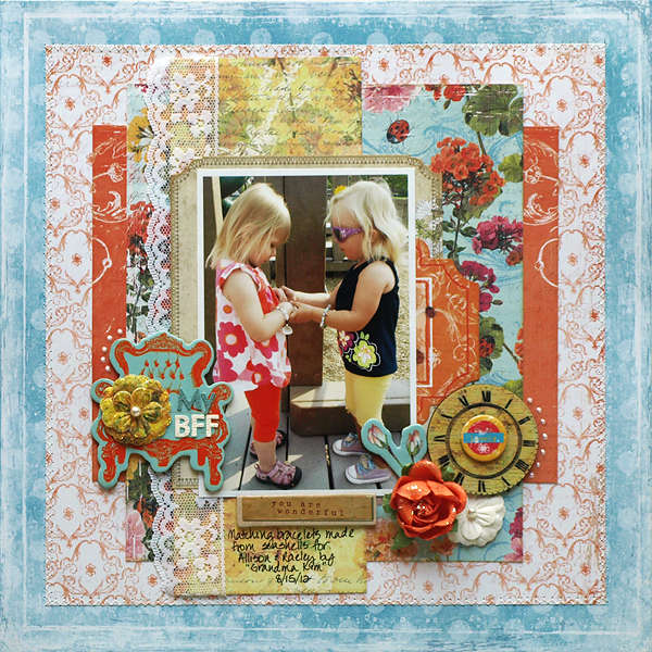 My BFF - My Creative Scrapbook
