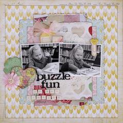 Puzzle Fun - My Creative Scrapbook