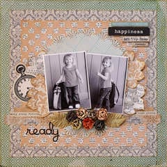 Ready - My Creative Scrapbook