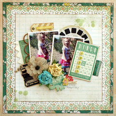 Such a Sweetie - My Creative Scrapbook