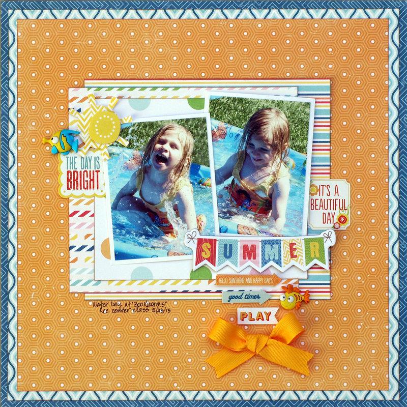 Summer - My Creative Scrapbook