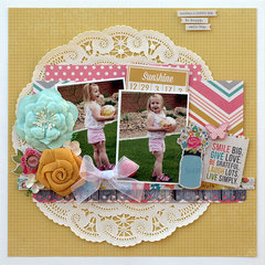 Sunshine - My Creative Scrapbook