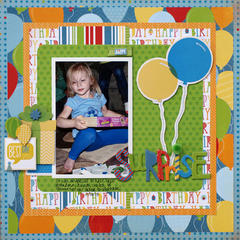 Surprise - My Creative Scrapbook