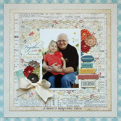 Together Is My Favorite Place - My Creative Scrapbook