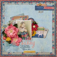 Too Sunny - My Creative Scrapbook